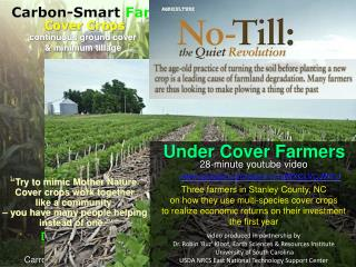 Under Cover Farmers