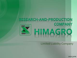research-and-production company himagro