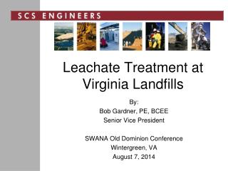 Leachate Treatment at Virginia Landfills