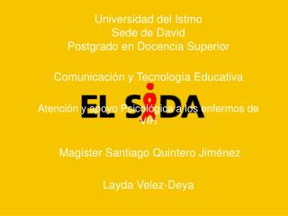 Universidad del Istmo Sede de David Postgrado en Docencia Superior