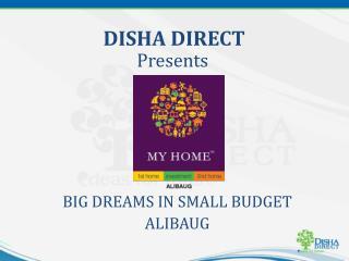 BIG DREAMS IN SMALL BUDGET ALIBAUG