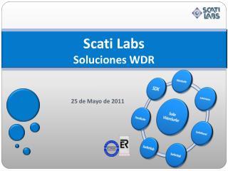 Scati Labs Soluciones WDR