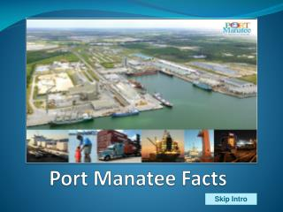 Port Manatee Facts