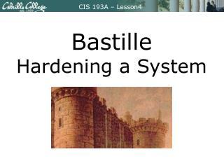 CIS 193A – Lesson4