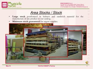 Area Stocks / Stock