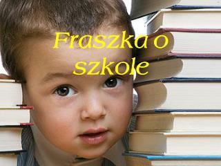 Fraszka o szkole