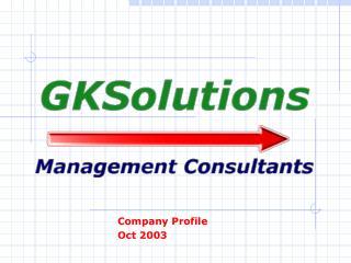 Company Profile Oct 2003