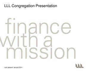LLL Congregation Presentation
