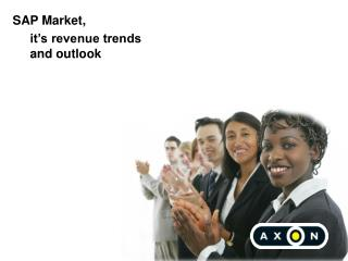 SAP Market, 	it's revenue trends and outlook