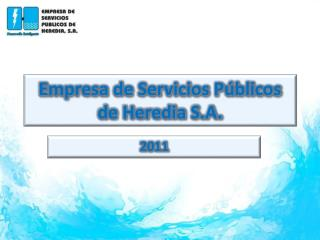Empresa de Servicios Públicos de Heredia S.A.