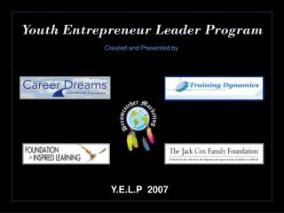 Youth Entrepreneur Leader Program