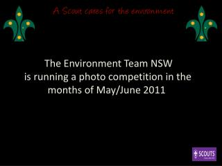 Environment Photo Competition