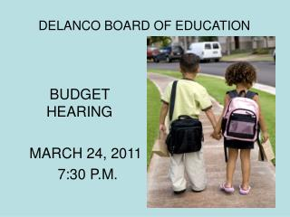 DELANCO BOARD OF EDUCATION