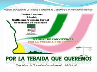 TITULO I Art. 1 OBJETIVOS REGULAR  EL EJERCICIO DE LOS DERECHOS Y LIBERTADES CIUDADANAS.
