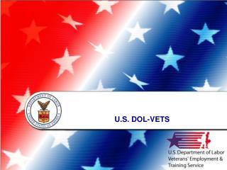 U.S. DOL-VETS