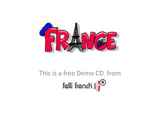 This is a free Demo CD  from