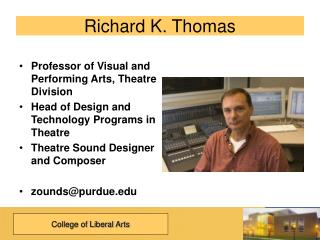 Richard K. Thomas