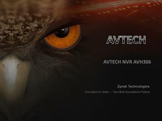 AVTECH NVR AVH306