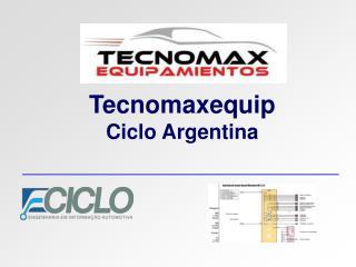 Tecnomaxequip Ciclo Argentina