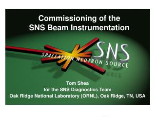 Commissioning of the  SNS Beam Instrumentation