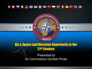 Air & Space and Decision Superiority in the 21 st  Century