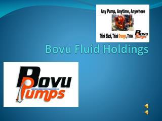 Bovu  Fluid Holdings
