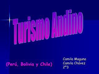 (Per�, Bolivia y Chile)