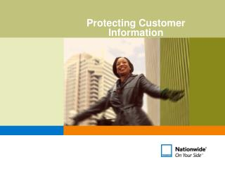 Protecting Customer Information