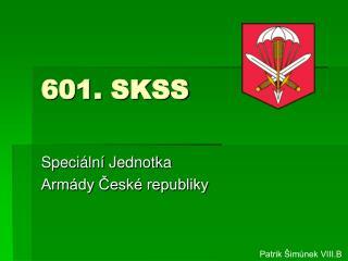 601. SKSS