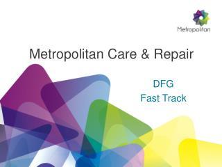 Metropolitan Care & Repair