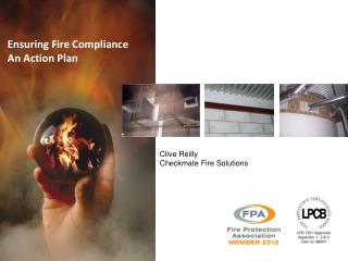 Ensuring Fire Compliance  An Action Plan