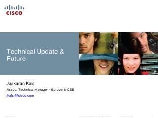 Technical Update  Future
