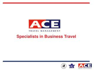 Specialists in Business Travel