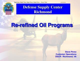 Defense Supply Center Richmond