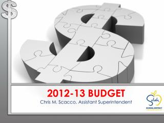 2012-13 BUDGET