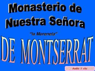 Monasterio de Nuestra Señora