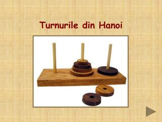 Turnurile  din Hanoi