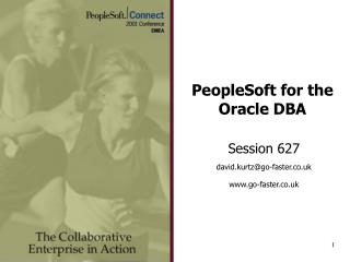 PeopleSoft for the Oracle DBA