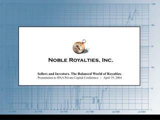 Noble Royalties, Inc.