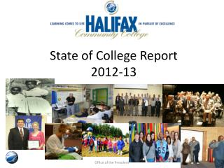 State of College Report 2012-13