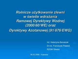 06.03.2008 r. Katowice