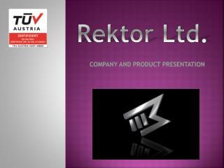 Rektor  Ltd .