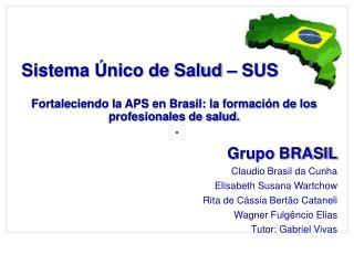 Fortaleciendo la APS en Brasil: la formación de los profesionales de salud.