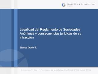 UNA REALIDAD La regulación normativa por reglamento.  La regulación por actuación de la autoridad.