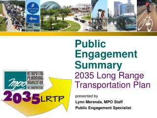 Public Engagement Summary