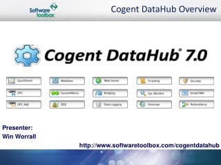 Cogent  DataHub  Overview