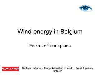 Wind-energy in Belgium