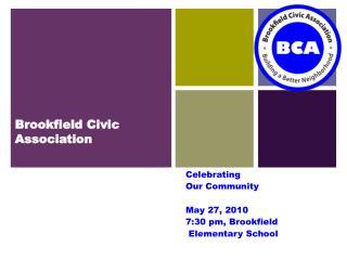 Brookfield Civic Association