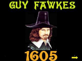 Gunpowder treason and plot …