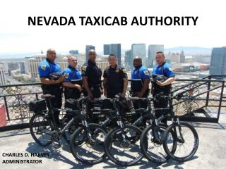 NEVADA TAXICAB AUTHORITY
